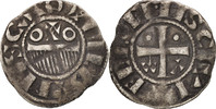 FRENCH STATES Denarius