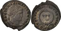 Follis Constantine II, Trier, UNZ+, Bronze, RIC:441