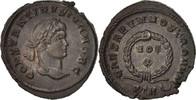 Follis Constantine II, Trier, UNZ, Bronze, RIC:441P