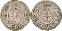 Frankreich Denarius Berry, Seigneurie de Déols, Eudes l'ancien, SS, Silber, Boudeau:270