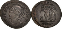Follis City Commemoratives, Trier, VZ+, Bronze, RIC:543P