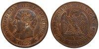 Frankreich 5 Centimes Napoléon III Napoleon III