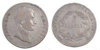 Frankreich 5 Francs Napoléon I