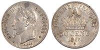 Frankreich 50 Centimes Napoléon III Napoleon III