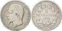 Frankreich 2 Francs Napoléon III Napoleon III