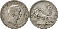 Italien 2 Lire Vittorio Emanuele III