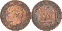 Frankreich 2 Centimes Napoléon III Napoleon III