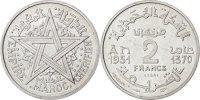 Marokko 2 Francs