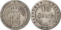 Frankreich 10 Centimes Napoléon I