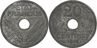 Frankreich 20 Centimes