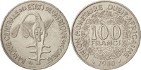 West African States 100 Francs
