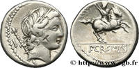 Denier 82 AC. THE REPUBLIC (280 BC to 27 BC) CREPUSIA 82 AC. (17mm, 3,8... 150,00 EUR  zzgl. 10,00 EUR Versand