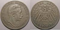 Deutschland  Monnaie étrangère, Allemagne, Germany, Empire Allemand, Preussen, 5 Mark 1903 A,