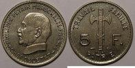 5 Francs  Monnaie française, Maréchal Pétain, 5 francs 1941 SUP+, Gad: 764