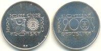 Slowakei 200 Kronen 100. Geburtstag von Josef Ciger Hronsky