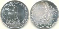 San Marino 1000 Lire Olympiade 1984 in Los Angeles