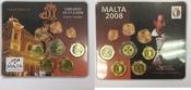 3,88 € 2008 MALTE Rare coffret MALTE BU 2008 Coin Expo 16 & 17/2/08 DUBLIN Unz