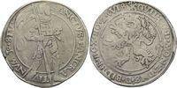 Pancratiustaler zu 30 Stüber o.J. NIEDERLANDE Willem IV., 1546 -1586 ss+  4950,00 EUR  plus 9,90 EUR verzending