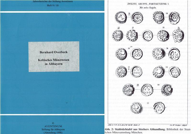 1994 Literatur zum Thema KELTEN, siehe auch Literatur OVERBECK, Bernhard. br