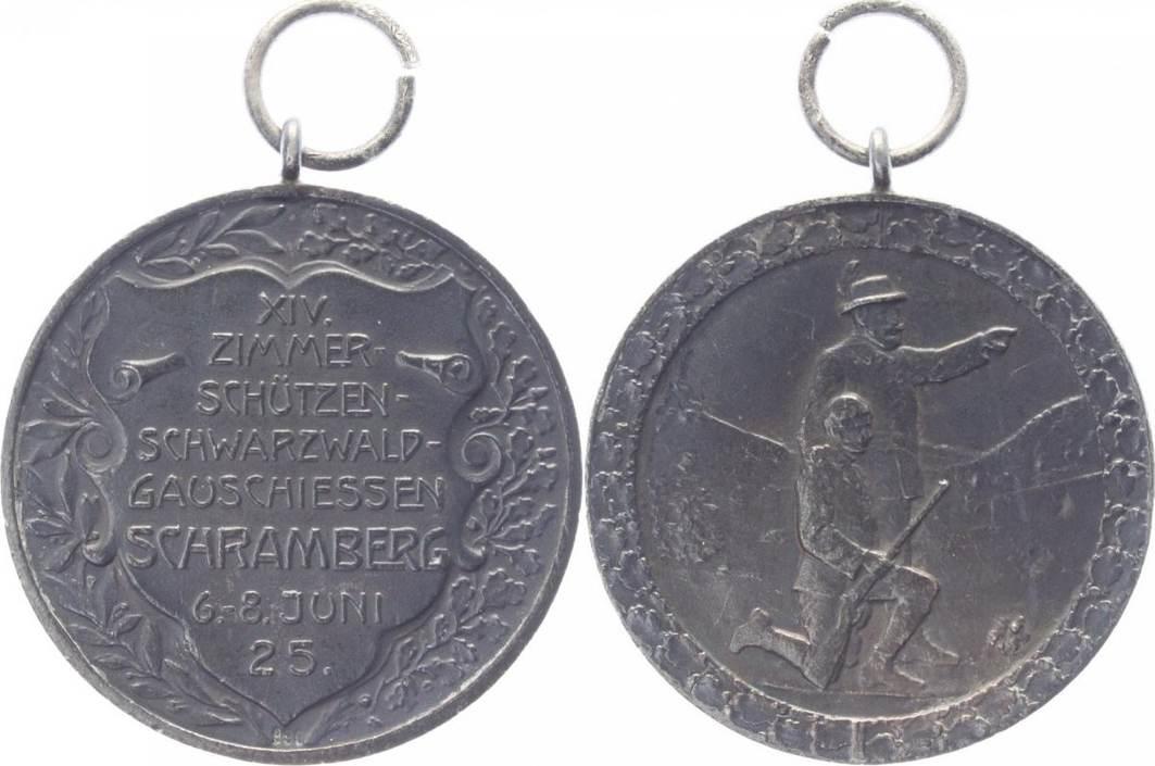 Medaille 1925 Württemberg Schramberg O.-Öse, vorzüglich