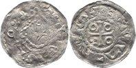 Denar  1009-1024 Salzburg, Nebenmünzstätte der Herzöge von Bayern Heinr... 370,00 EUR kostenloser Versand