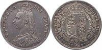 Half crown 1887 Grossbritannien Victoria 1837-1901. min. Kr., vorzüglic... 80,00 EUR kostenloser Versand