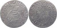 1/2 Taler 1540 Mecklenburg-Schwerin Heinrich V. 1503-1552. korrod. Fund... 475,00 EUR kostenloser Versand