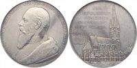 Versilb. Medaille (von Rud. Mayer, Pforzheim) 1899 Baden-Durlach Friedr... 140,00 EUR kostenloser Versand