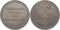 Doppelgulden 1848 Frankfurt- Stadt  Kr., sehr schön -  80,00 EUR kostenloser Versand