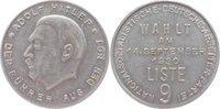 Alu-Medaille 1930 Militaria (Kriege, Kriegervereine, Personen, Rgts. Dr... 55,00 EUR kostenloser Versand