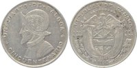 1/4 Balboa 1953 Panama  ss-vz  7,00 EUR kostenloser Versand