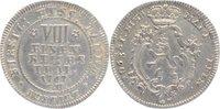 1/8 R.-Taler 1767 Hessen-Kassel Friedrich II. 1760-1785. vorzüglich -  35,00 EUR kostenloser Versand