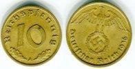 Drittes Reich 10 Reichspfennig