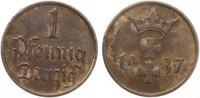 Danzig 1 Pfennig