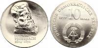 1979  10 Mark Feuerbach ST  115,00 EUR  plus 7,00 EUR verzending