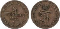 2 Pfennig Mecklenburg Schwerin