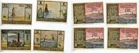 Wangeroog Gewerbe - Handelsbank Oldenburg 50 Pfennig - 2 Mark Mehl 1375.1