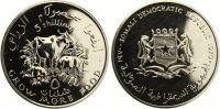 Somalia 5 Shillings 1970