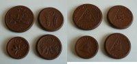 10 20 25 50 Pfennig Schlesien Münsterberg