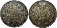 """Deutschland 50 Pfennig J15 50 Pfennig """"F"""""""