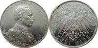 """Deutschland Preussen 2 Mark J111 2 Mark Wilhelm II. 25 jähriges Regierungsjubiläum """"A"""""""