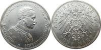 "Deutschland Preussen 5 Mark J114 5 Mark Wilhelm II. ""A"""