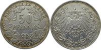 """Deutschland 50 Pfennig J15 50 Pfennig """"A"""""""