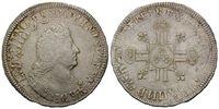 Ecu aux 8 L 1704 X Frankreich, Ludwig XIV., 1643-1715, überprägt, ss  280,00 EUR kostenloser Versand