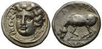 AR Drachme 350-325 v.Chr., Thessalien, Sta...