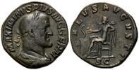 AE Sesterz 235-236, Röm. Reich, Maximinus ...