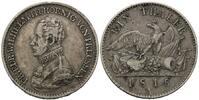 Taler 1818 A, Preussen, Friedrich Wilhelm ...