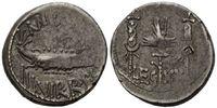 AR Denar (32-31 v.Chr), Röm. Republik, Mar...