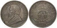5 Schilling 1892, Südafrika, Zuid Afrikaan...