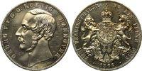 Vereinsdoppeltaler 1866 B, Hannover, Georg...
